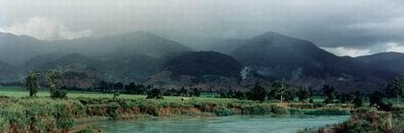 พื้นที่โครงการติดริมแม่น้ำยาวกว่า 2 กม.